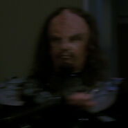 Klingon high council member 8, 2366