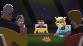 Mariner playing poker with the seniors.png