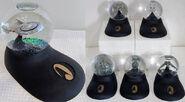 Star Trek The Experience snow globe group