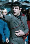 Starfleet operations uniform, mid 2160s