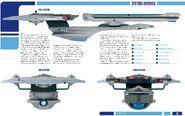 USS Enterprise Owners Workshop Manual pp. 82-83 spread