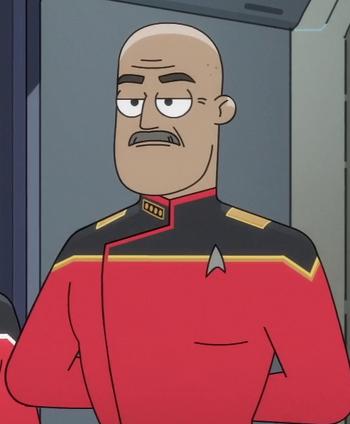 Admiral Vassery