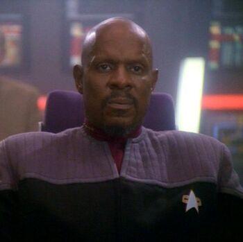 Captain Benjamin Sisko (2375)