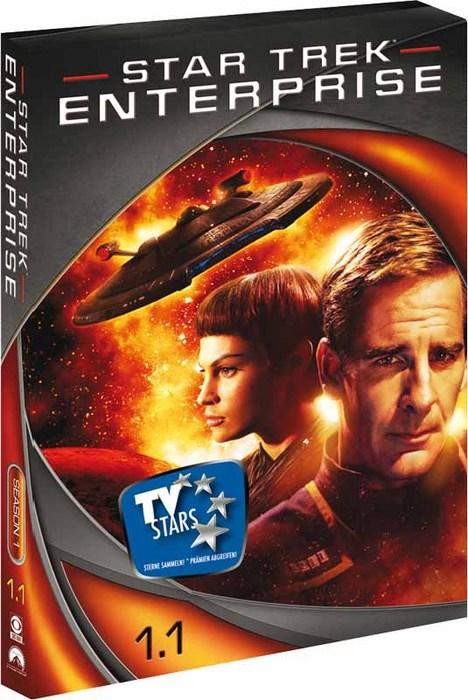 ENT DVD-Box Staffel 1.1
