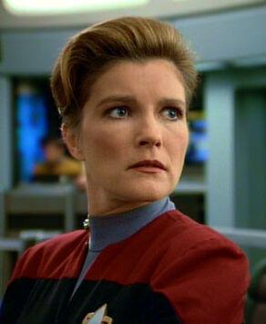 Janewayová v roce 2371