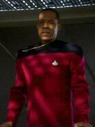 Sisko in Galauniform