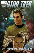 Star Trek Ongoing issue 12 cover A