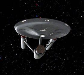 USS Enterprise, 2254 (remastered)