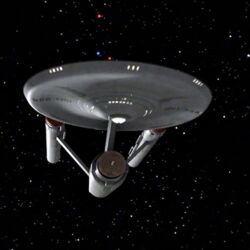 Federation starship classes