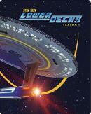 LD Season 1 Blu-ray cover steelbook edition
