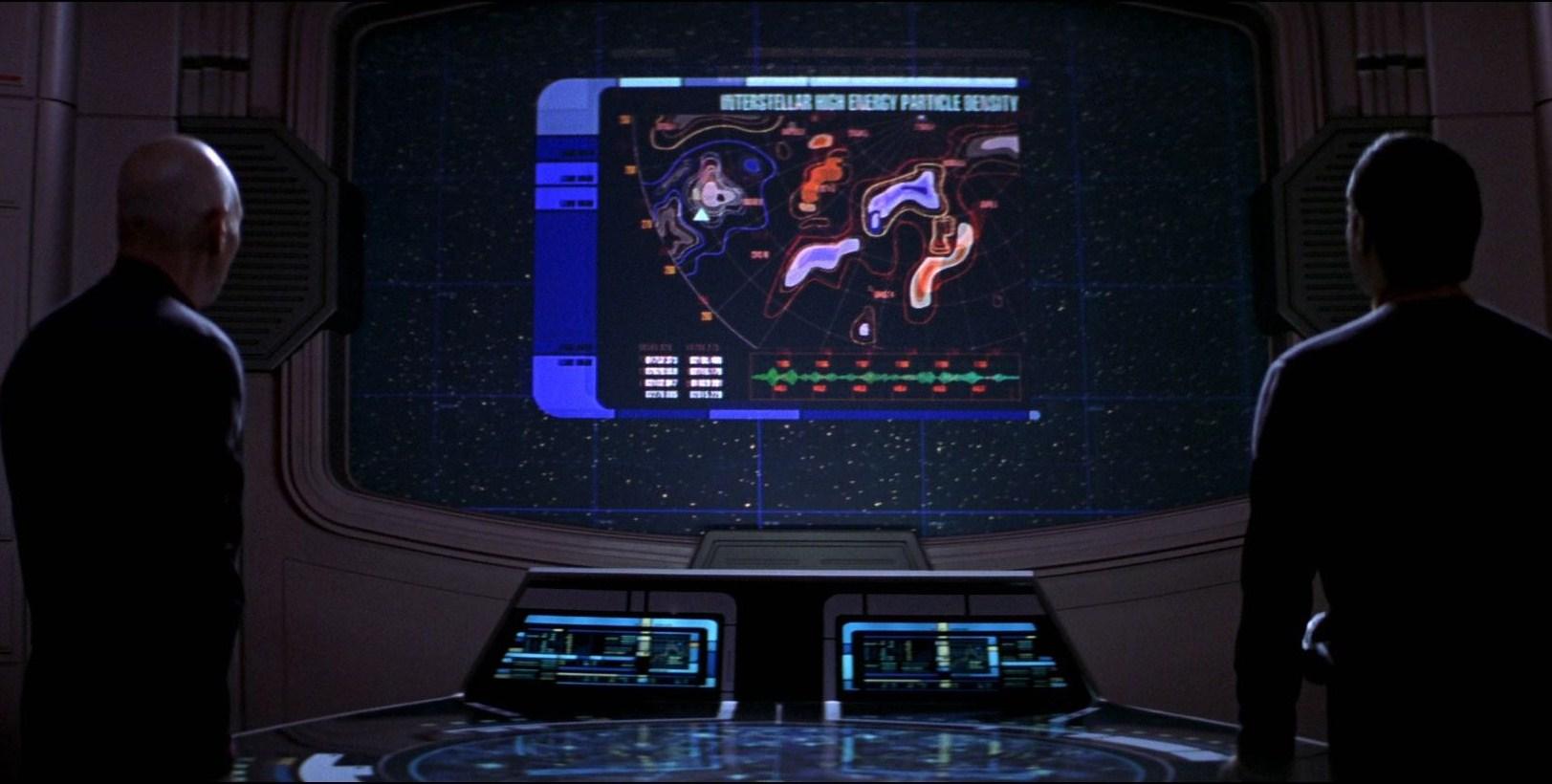 Starfleet Cartography