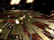 Galaxy-klasse utopia-Planitia work-bee