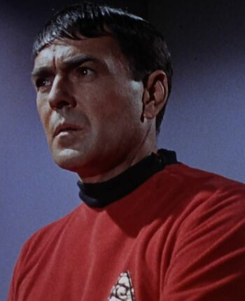 Lieutenant Commander Montgomery Scott (2266)