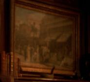 Sigmund Freud's painting 1