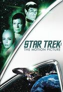 Star Trek The Motion Picture 2013 DVD cover Region 1