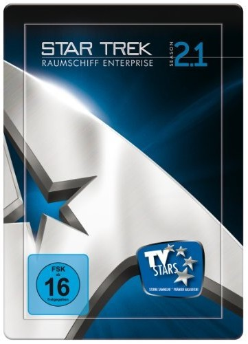TOS-R DVD-Box Staffel 2.1 (DVD)