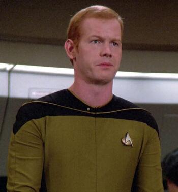 Ensign Burke