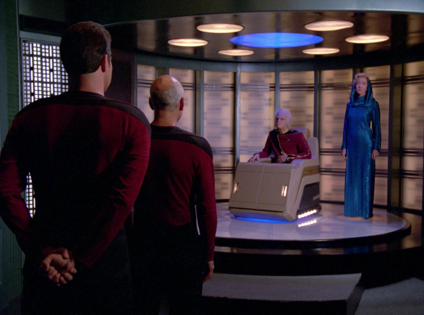 Die Entscheidung des Admirals