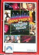 Star Trek II Video 8 cover