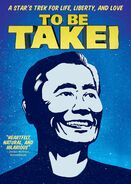 To Be Takei cover