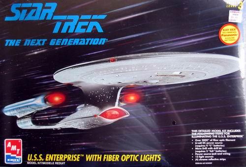 AMT Model kit 8772 USS Enterprise-D 1995.jpg