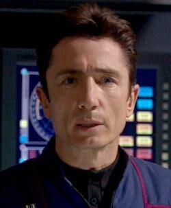 Jako poručík Reed