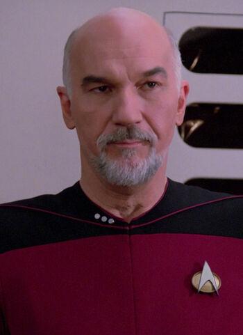 Commander Quinteros