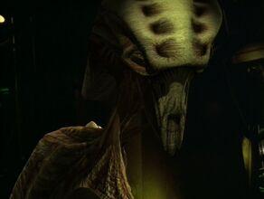 A member of Species 8472