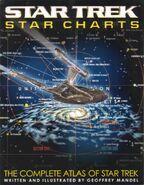 Star Trek Star Charts cover
