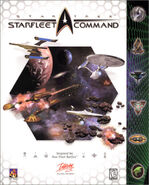 Starfleet Command 1 box