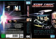 Geheime Mission auf Celtris Drei (VHS - Cover)