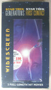 Generations First Contact VHS boxset WS Alt