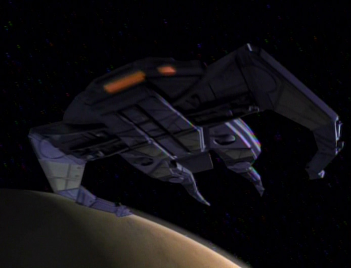 Barans Raumschiff