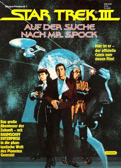 Star Trek III – Auf der Suche nach Mr. Spock (Comic).jpg