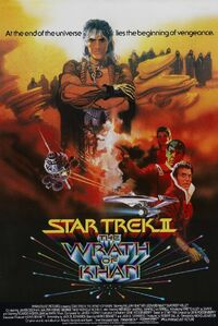 Star Trek II Wrath of Khan