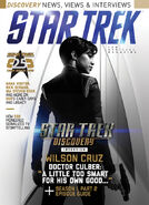 Star Trek Magazine issue 194 cover