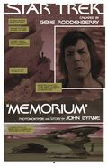 Star Trek New Visions Memorium