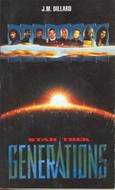 Star Trek: Generations (roman)