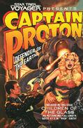 Captain Proton Novel