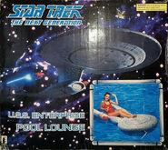 Creata International USS Enterprise Pool Lounge