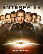 ENT Season 4 Blu-ray cover