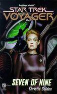 Seven of Nine (novel cover)