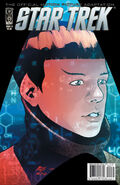 Star Trek - The Official Motion Picture Adaptation issue 2 cover