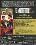 Star Trek II Director's Cut Blu-ray cover Region A back
