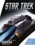 Star Trek Official Starships Collection issue SP21