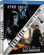 Star trek, star trek into darkness (blu-ray) coffret 2013