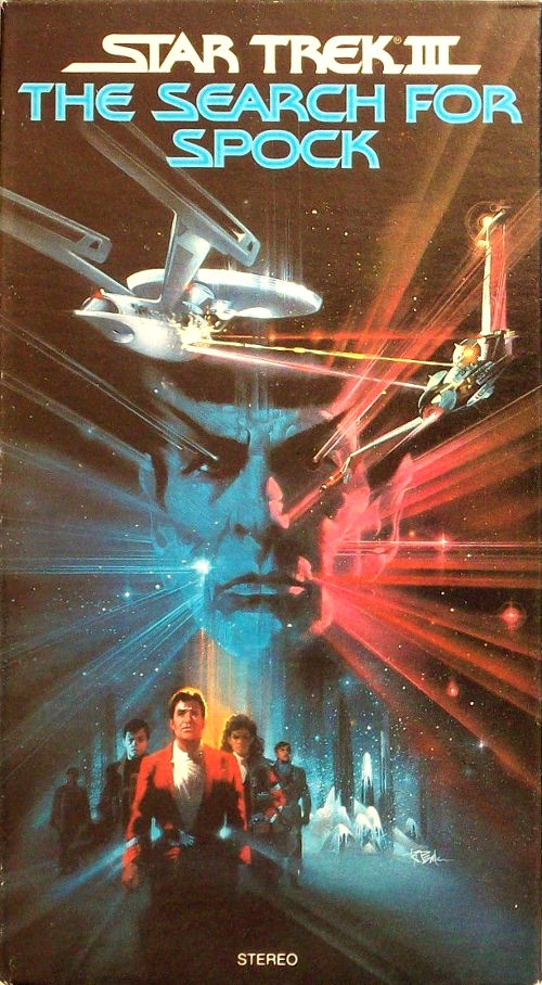 Star Trek III: The Search for Spock (VHS)