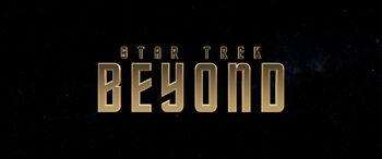 Title card for Star Trek Beyond