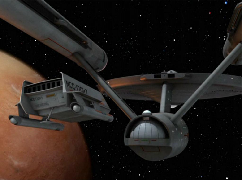 Galileo approaches USS Enterprise from Vulcan.jpg