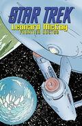 Leonard McCoy Frontier Doctor tpb alt cover